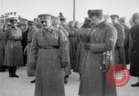 Image of Czech Legion Generals Siberia Russia, 1918, second 10 stock footage video 65675047146