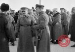 Image of Czech Legion Generals Siberia Russia, 1918, second 11 stock footage video 65675047146