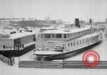Image of Ships frozen at docks Siberia Russia, 1918, second 9 stock footage video 65675047150