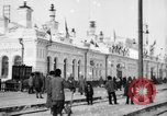 Image of Russian military and civilians in Siberia in World War 1 Siberia Russia, 1918, second 2 stock footage video 65675047152