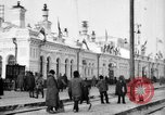 Image of Russian military and civilians in Siberia in World War 1 Siberia Russia, 1918, second 4 stock footage video 65675047152