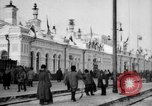 Image of Russian military and civilians in Siberia in World War 1 Siberia Russia, 1918, second 5 stock footage video 65675047152