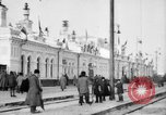 Image of Russian military and civilians in Siberia in World War 1 Siberia Russia, 1918, second 7 stock footage video 65675047152