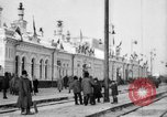Image of Russian military and civilians in Siberia in World War 1 Siberia Russia, 1918, second 8 stock footage video 65675047152
