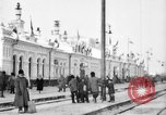 Image of Russian military and civilians in Siberia in World War 1 Siberia Russia, 1918, second 9 stock footage video 65675047152