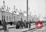 Image of Russian military and civilians in Siberia in World War 1 Siberia Russia, 1918, second 10 stock footage video 65675047152