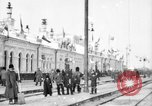 Image of Russian military and civilians in Siberia in World War 1 Siberia Russia, 1918, second 11 stock footage video 65675047152