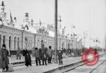 Image of Russian military and civilians in Siberia in World War 1 Siberia Russia, 1918, second 12 stock footage video 65675047152