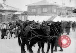 Image of Czech Legion Artillery Siberia Russia, 1918, second 2 stock footage video 65675047154