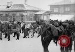Image of Czech Legion Artillery Siberia Russia, 1918, second 7 stock footage video 65675047154