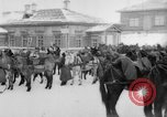 Image of Czech Legion Artillery Siberia Russia, 1918, second 8 stock footage video 65675047154