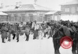Image of Czech Legion Artillery Siberia Russia, 1918, second 9 stock footage video 65675047154