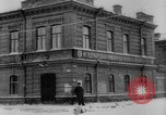 Image of Allied Expeditionary Forces Irkutsk Russia, 1918, second 7 stock footage video 65675047164