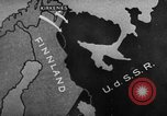 Image of German troops entering Finland Finland, 1941, second 2 stock footage video 65675047182