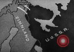 Image of German troops entering Finland Finland, 1941, second 3 stock footage video 65675047182