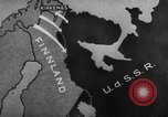 Image of German troops entering Finland Finland, 1941, second 5 stock footage video 65675047182