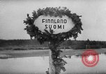 Image of German troops entering Finland Finland, 1941, second 7 stock footage video 65675047182