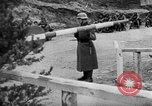 Image of German troops entering Finland Finland, 1941, second 9 stock footage video 65675047182