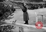Image of German troops entering Finland Finland, 1941, second 10 stock footage video 65675047182