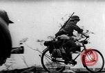 Image of German forces enter Latvia on Eastern Front Latvia, 1941, second 10 stock footage video 65675047185