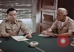 Image of psychological warfare program Saigon Vietnam, 1963, second 10 stock footage video 65675047208