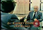Image of CIA use of LSD United States USA, 1979, second 4 stock footage video 65675047229