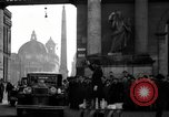 Image of traffic policemen Rome Italy, 1934, second 1 stock footage video 65675047262