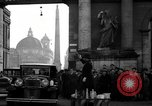 Image of traffic policemen Rome Italy, 1934, second 2 stock footage video 65675047262