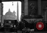 Image of traffic policemen Rome Italy, 1934, second 5 stock footage video 65675047262