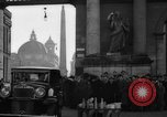 Image of traffic policemen Rome Italy, 1934, second 9 stock footage video 65675047262
