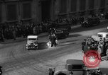 Image of traffic policemen Rome Italy, 1934, second 11 stock footage video 65675047262