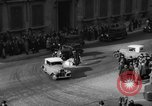 Image of traffic policemen Rome Italy, 1934, second 12 stock footage video 65675047262