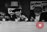 Image of Donut Dunking Week New York United States USA, 1946, second 10 stock footage video 65675047264