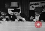 Image of Donut Dunking Week New York United States USA, 1946, second 12 stock footage video 65675047264