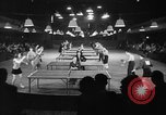 Image of table tennis tournament New York City USA, 1946, second 3 stock footage video 65675047265