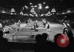Image of table tennis tournament New York City USA, 1946, second 4 stock footage video 65675047265