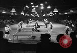 Image of table tennis tournament New York City USA, 1946, second 5 stock footage video 65675047265
