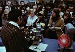 Image of franchise system convention New York City USA, 1974, second 2 stock footage video 65675047266