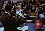 Image of franchise system convention New York City USA, 1974, second 8 stock footage video 65675047266