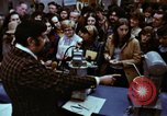 Image of franchise system convention New York City USA, 1974, second 9 stock footage video 65675047266