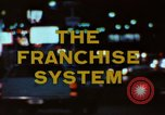 Image of franchise system United States USA, 1974, second 8 stock footage video 65675047267