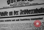 Image of Joseph Goebbels Germany, 1923, second 6 stock footage video 65675047280