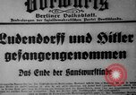 Image of Joseph Goebbels Germany, 1923, second 8 stock footage video 65675047280
