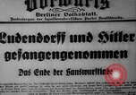 Image of Joseph Goebbels Germany, 1923, second 9 stock footage video 65675047280