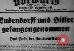 Image of Joseph Goebbels Germany, 1923, second 11 stock footage video 65675047280