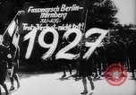 Image of Adolf Hitler Nuremberg Germany, 1927, second 5 stock footage video 65675047281