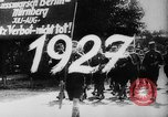 Image of Adolf Hitler Nuremberg Germany, 1927, second 6 stock footage video 65675047281