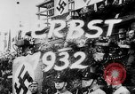 Image of Adolf Hitler 1932 and 1933 rise to power Germany, 1932, second 2 stock footage video 65675047284