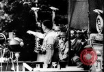 Image of Hitler Youth meeting Thuringia Germany, 1933, second 8 stock footage video 65675047295