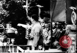 Image of Hitler Youth meeting Thuringia Germany, 1933, second 10 stock footage video 65675047295
